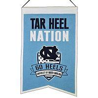 North Carolina Tar Heels Nations Banner