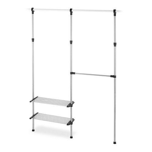Whitmor Closet Rod Closet System