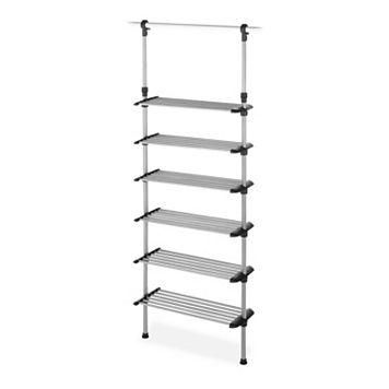Whitmor 6-Shelf Closet Rod Closet System