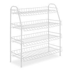 Whitmor 4 tier Closet Shelf