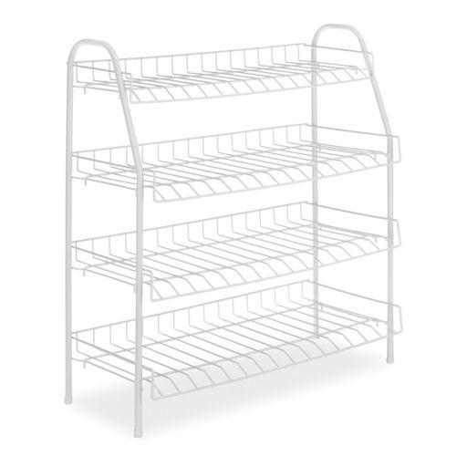Whitmor 4-Tier Closet Shelf
