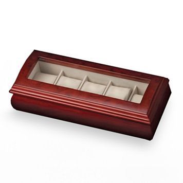 Mele & Co. Emery Wood Watch Storage Box
