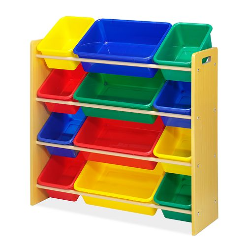 Whitmor Children's 12-Bin Organizer