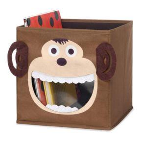 Whitmor Monkey Collapsible Storage Cube