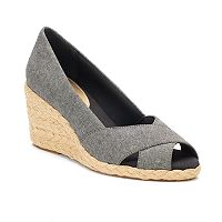 Chaps Dakoda Women's Espadrille Wedges