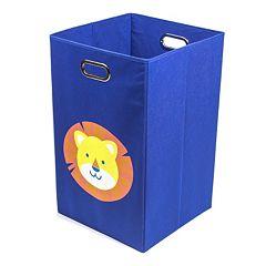 Nuby Lion Folding Laundry Bin