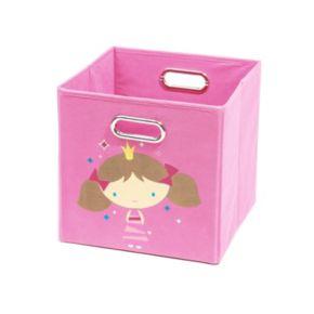 Nuby Princess Folding Storage Bin