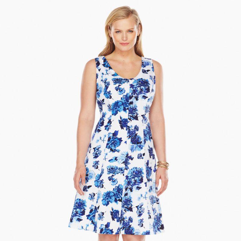Perfect Chaps Abstract Sheath Dress  Women39s