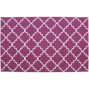 Mohawk Home Fancy Trellis Geometric Rug - 8' x 10'