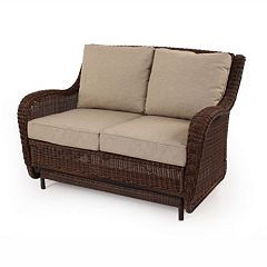 SONOMA Goods for Life Presidio Patio Loveseat Glider by