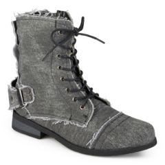 Womens Lace-Up Ankle Boots - Shoes | Kohl's