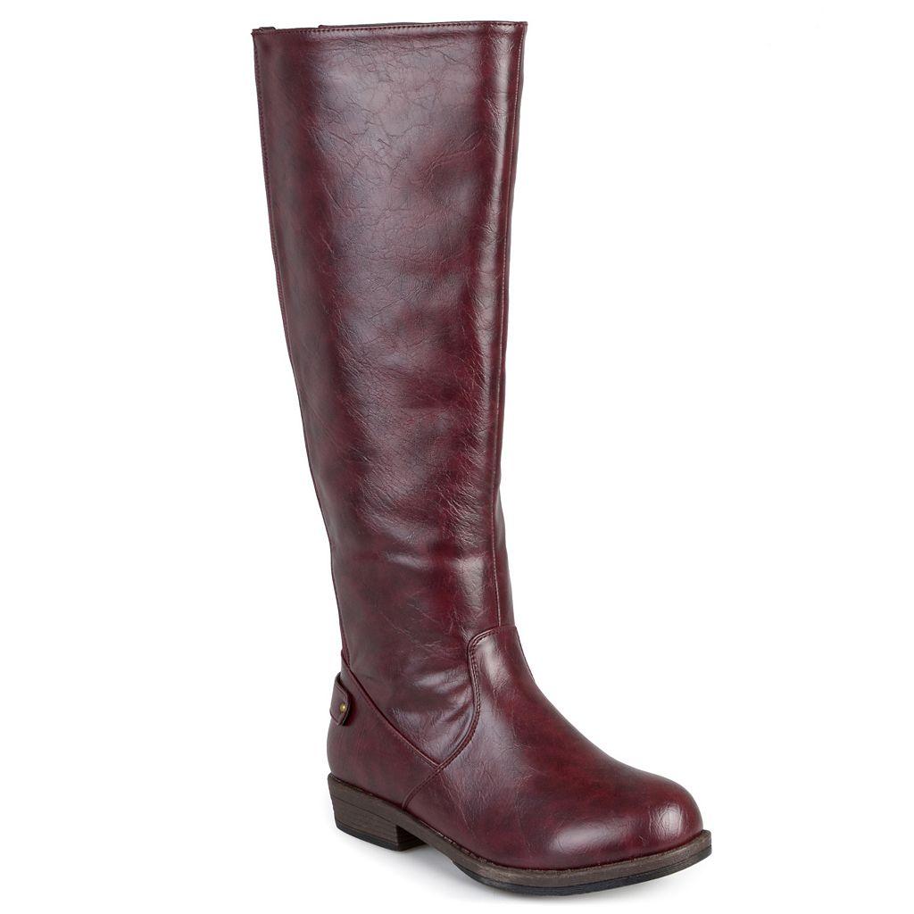 Journee Collection Lynn Women's Tall Riding Boots