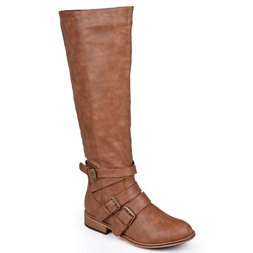 Journee Collection Vienna Women's Tall Riding Boots