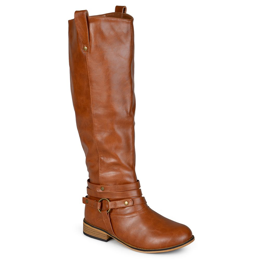 Bathroom scales boots - Journee Collection Walla Women S Knee High Boots