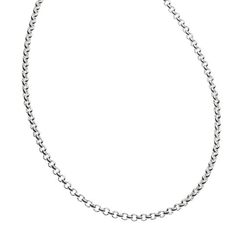 PRIMROSE Sterling Silver Rolo-Link Chain Necklace - 18-in.