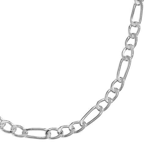 PRIMROSE Sterling Silver Figaro Chain Necklace - 18-in.