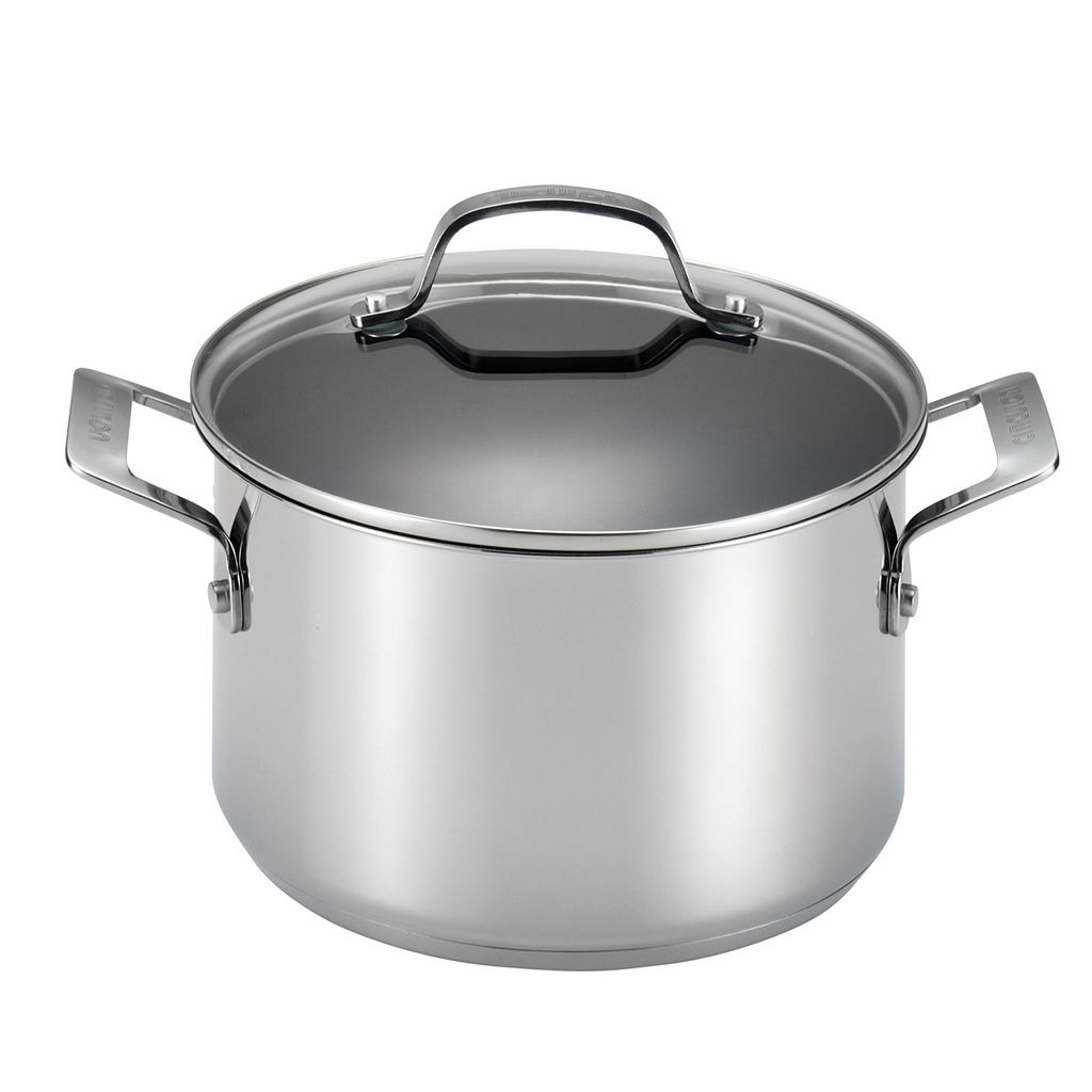 Circulon Genesis 5-qt. Nonstick Stainless Steel Dutch Oven