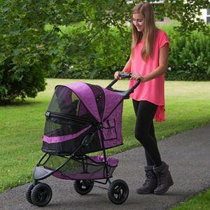 Pet Gear Special Edition No-Zip Pet Stroller