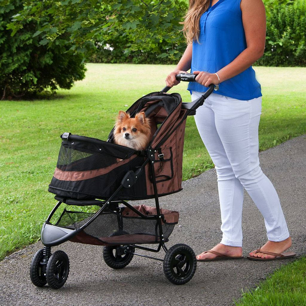 Pet Gear Special Edition No-Zip Pet Stroller