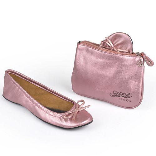 7412d7d0f Sidekicks Side Women's Foldable Ballet Flats