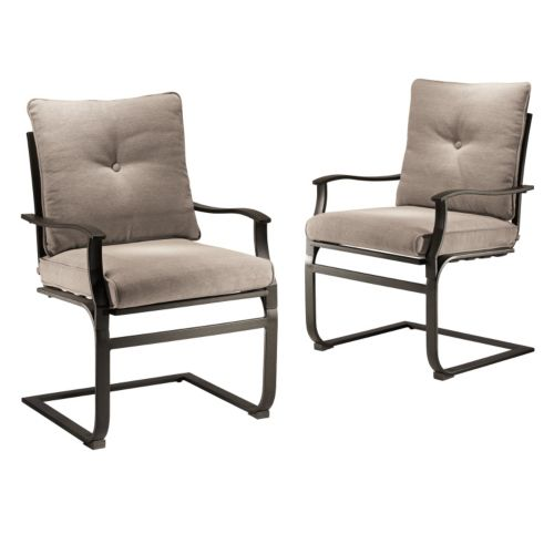 SONOMA outdoors™ 2-pc. Chatham Spring Motion Dining Chair Set