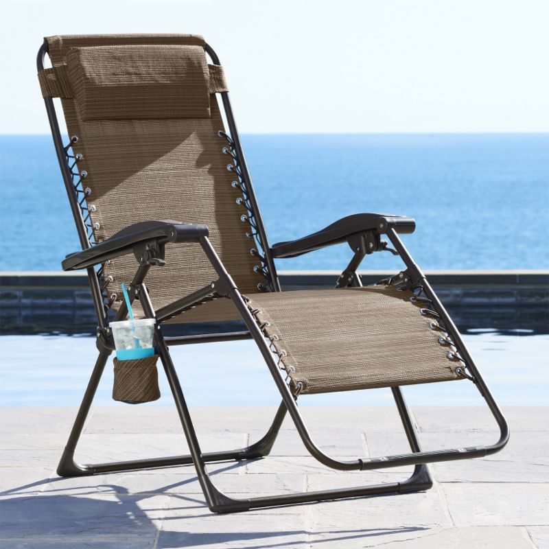 Kohls Promo $59 99 Sonoma Outdoors Antigravity Chair Orig $129 99