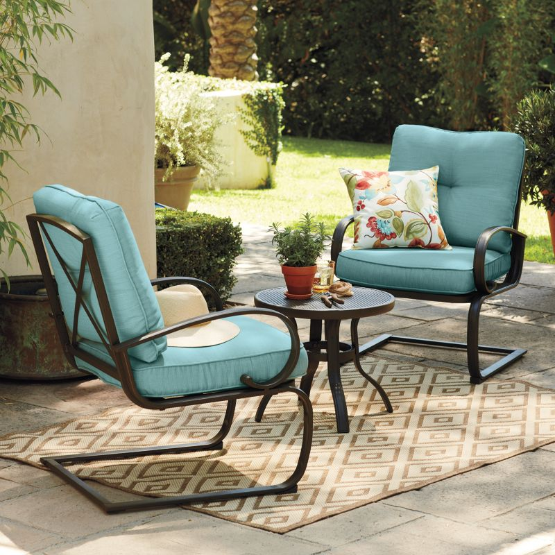 Cushioned Patio Outdoor Furniture