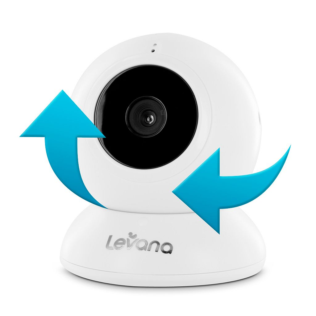 Levana Lila 2.5-in. Digital Baby Video Monitor