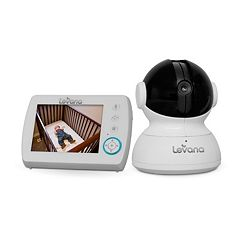 Levana Astra 3.5-in. Pan, Tilt & Zoom Digital Video Baby Monitor