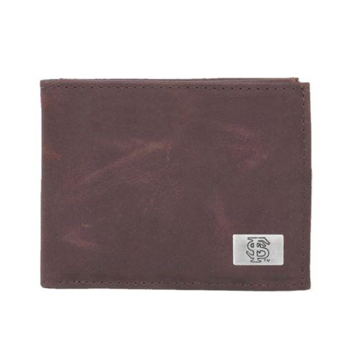 Florida State Seminoles Leather Bifold Wallet