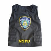 Royal Animals NYPD Police Badge Dog Vest