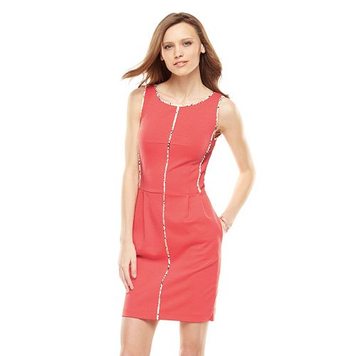 96943c28 Apt. 9® Ponte Sheath Dress - Women's