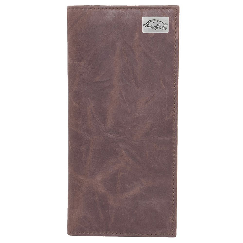Arkansas Razorbacks Leather Secretary Wallet