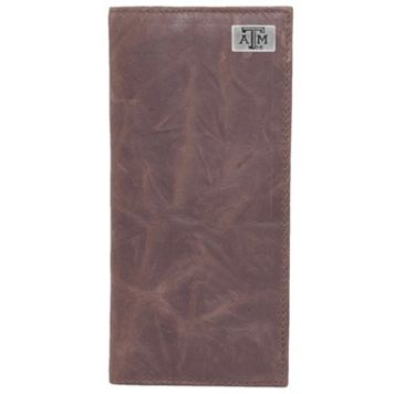 Texas A&M Aggies Leather Secretary Wallet
