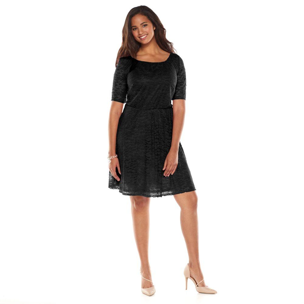 Juniors Plus Size Dresses | Kohl's