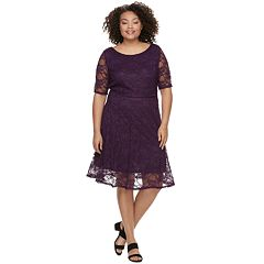 Womens Purple Wedding Guest Dresses, Clothing | Kohl\'s