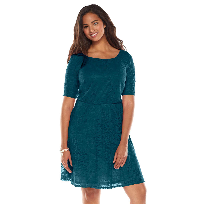 Plus t shirt dress sleeveless blue grey