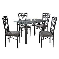 5 pc Dining Table & Chairs Set