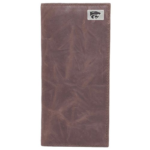 Kansas State Wildcats Leather Secretary Wallet
