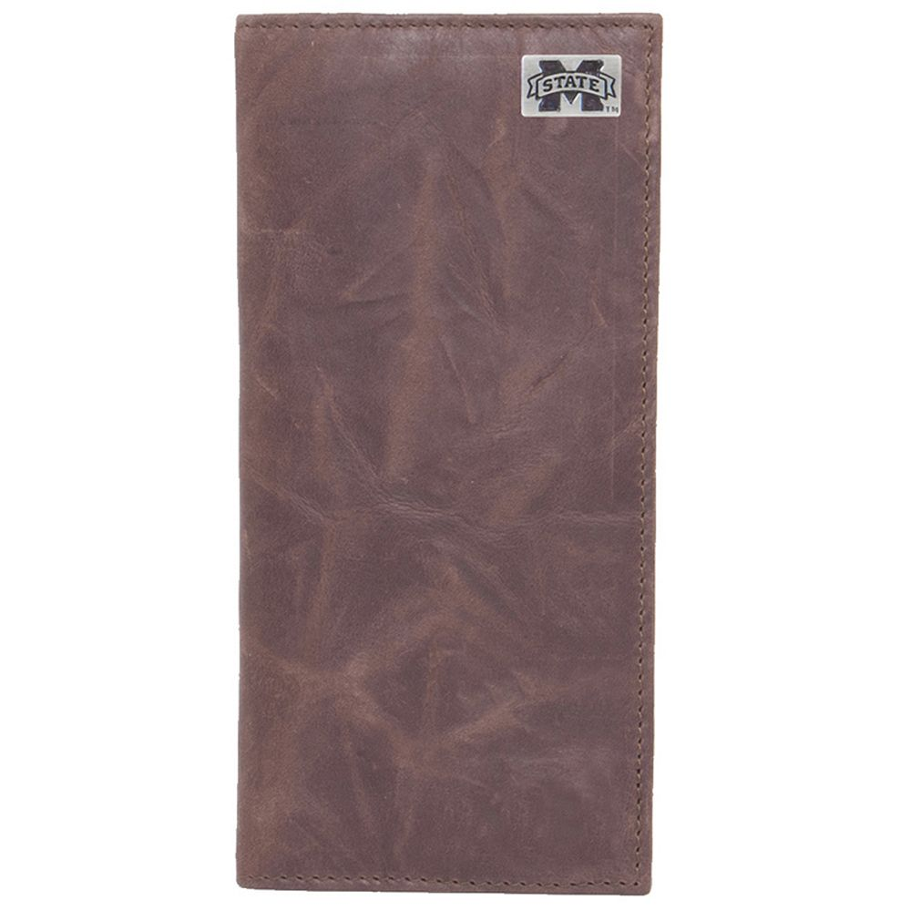 Mississippi State Bulldogs Leather Secretary Wallet