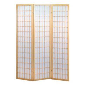 3-Panel Screen Room Divider