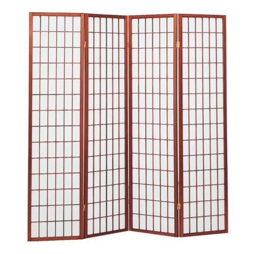 4 Panel Screen Room Divider