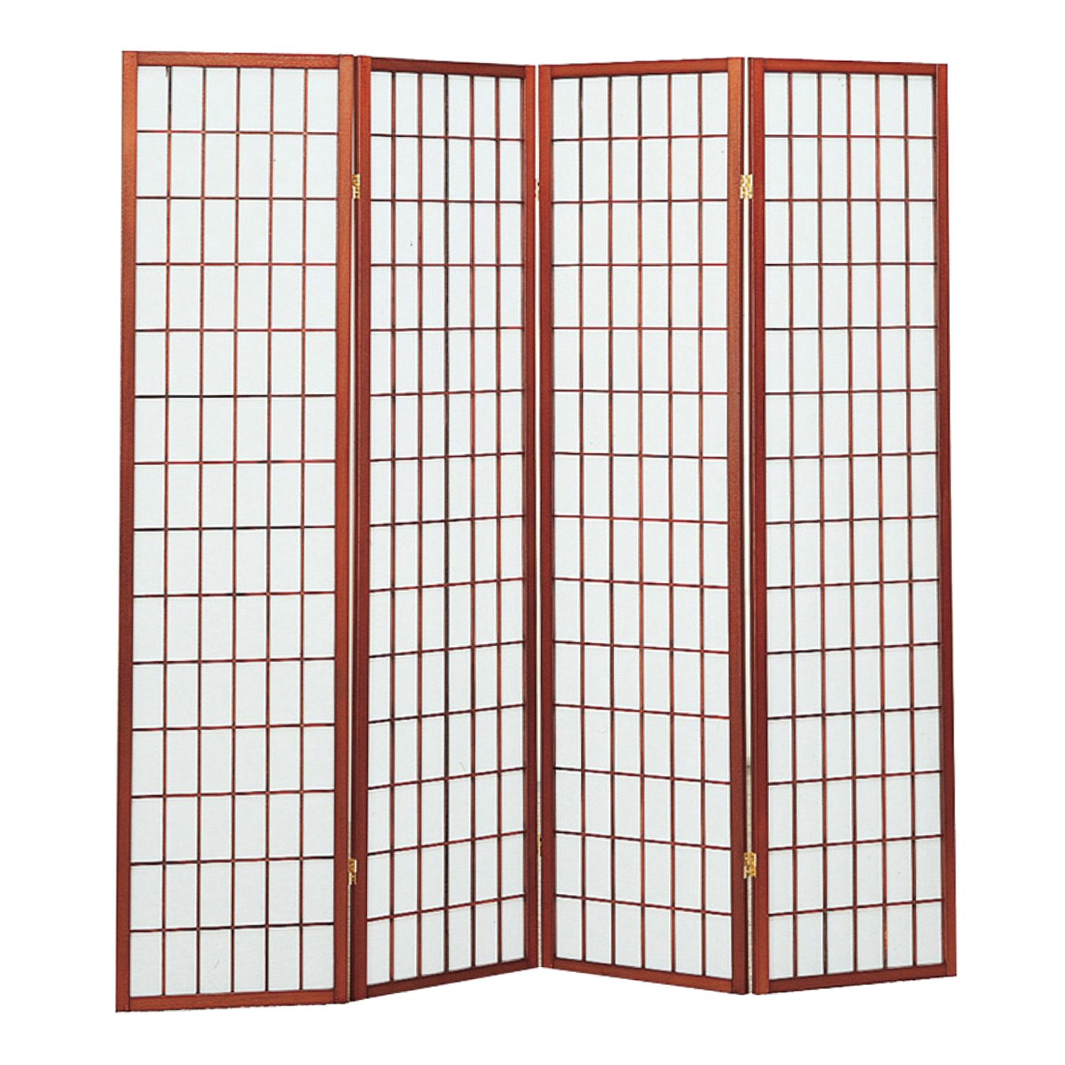 4panel screen room divider