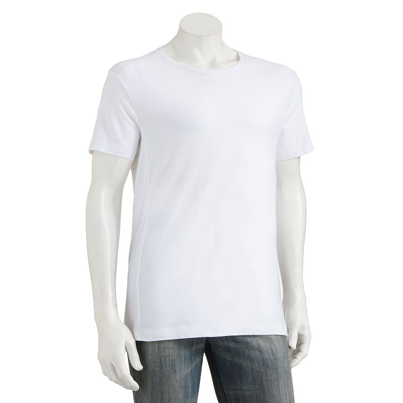 Mens tagless t shirt kohl 39 s for Big and tall rock t shirts