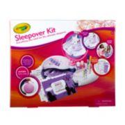 Crayola Sleepover Kit