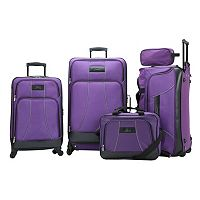 Skyway Seville 5 pc Spinner Luggage Set