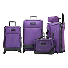 Skyway Seville 5-Piece Spinner Luggage Set