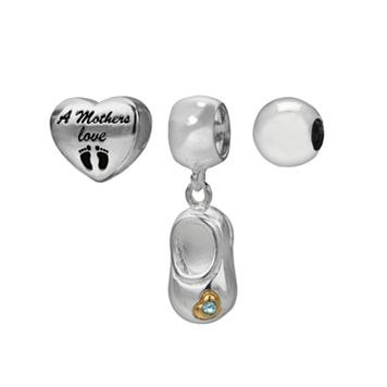 Individuality Beads 14k Gold Over Silver & Sterling Silver