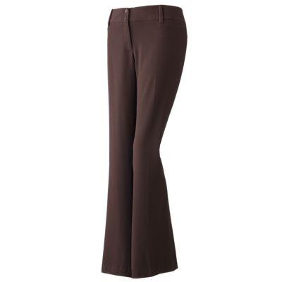 AB Studio Townsend Flat-Front Pants