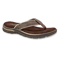 Skechers Relaxed Fit Bosnia Men's Sandals
